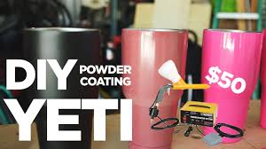 Cute funny diy coffee mug designs ideas try Crafts Diy Powder Coating Is Cheap Fun And Easy yeti Cup With Harbor Freight System Country Living Magazine Diy Powder Coating Is Cheap Fun And Easy yeti Cup With Harbor