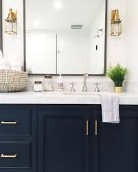Vanity Sconces Bathroom Navy Vanity Gold Hardware Marble Vanity Gold Sconces