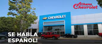 Shop Athens Chevrolet Family Owned Dealership In Athens Ga