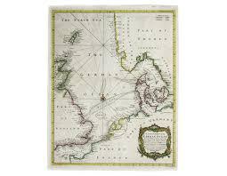 Sea Charts Scotland Chart Of The German Ocean