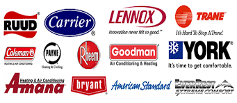 air conditioning repair logo. we service and repair all heating \u0026 air conditioning brands, types, makes, models logo r