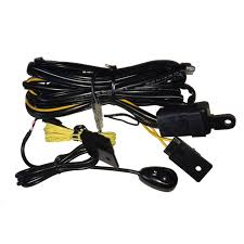 arb auxiliary light wiring loom for driving spot lights 130w x2 install your lights a professional safe and reliable finish using this pre made arb wiring harness