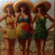 When we were hot by Hilary Lambert owner BG | Daughter of zeus, Three  graces, Beach time
