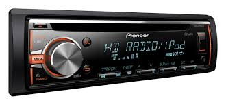 CD Receiver with HD Radio Car Players Images | Pioneer Electronics USA