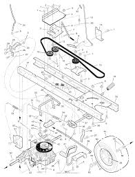 Murray 46570x8a lawn tractor 1998 parts diagram for motion drive murray 46570x8a wiring diagram