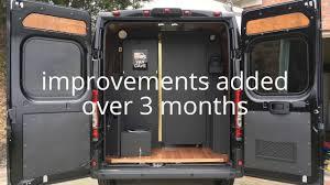 2017 ram promaster diy conversion