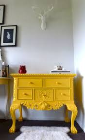 809 best Yellow Painted Furniture images on Pinterest | Painted ...
