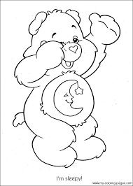 Small Picture 40 best Care Bear Bedtime Bear 4 images on Pinterest Care