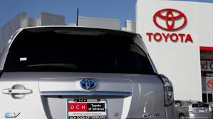 Toyota names execs to oversee Olympic deals - L.A. Biz