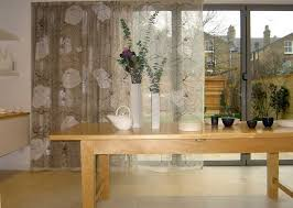 awesome window treatment ideas for sliding glass doors