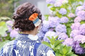特別企画minne作品でつくる大人かわいい浴衣ヘアアレンジ Minneと