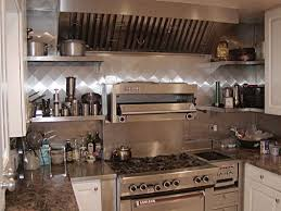Quilted Stainless Steel Panels, Shelves, and Range Hood &  Adamdwight.com