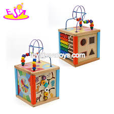 china new hottest intelligent wooden bead roller coaster toy for baby w11b171 china coaster toy bead roller coaster toy