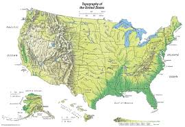 united states topographical map  students  britannica kids