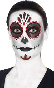 mexican day of the dead make up kit