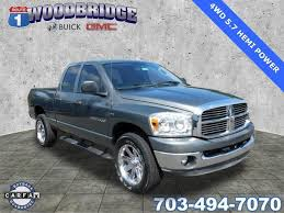 Used Mineral Gray Metallic 2007 Dodge Ram 1500 for Sale in Alexandria