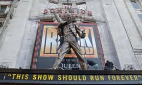We will rock you musical will tour to sheffield city hall in 2022. Queen Musical We Will Rock You To Close In London After 12 Year Run Musicals The Guardian