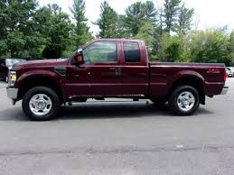 2009 Ford F-250 Super Duty for sale in Londonderry, NH