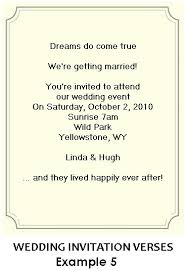 a card about love may conn the perfect verse for your invitation wedding invitations gift wording