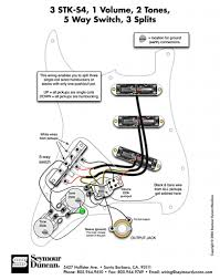 jb jr seymour duncan splitting three pickups for strat