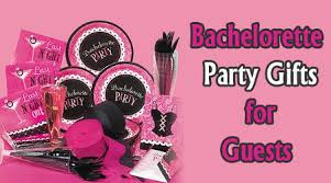 5 amazing bachelorette party gifts for guests in india