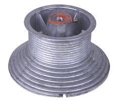 garage door drumdoor high lift cable drum set 164