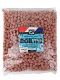 <b>Насадка Van Daf Бойлы</b> Скопекс d=15mm 5Kg Pink VD-025