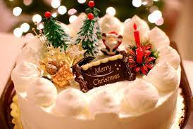Download Christmas Cake Wallpaper Gallery