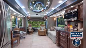 $1.2M Foretravel Luxury RV Review for Sale at Motor Home Specialist -  YouTube