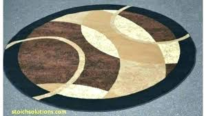7 ft square jute rug round 9 foot area rugs flawless feet