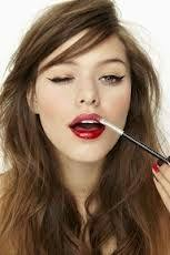 french makeup red beauty beautiful cute pretty y hot cly fashion modern diy simple color season