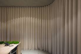 Office Curtains Uncurtain Office_A05 Office Curtains