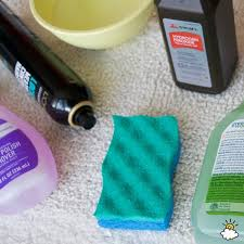 household products you can use to get nail polish off carpet