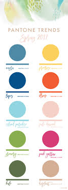 Pantone Spring 2017 Color Trends Report Erika Firm | color ...
