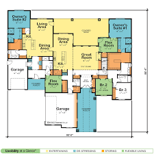 new one story house plans