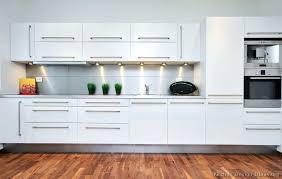 modern off white kitchen. White Kitchen Cabinet Modern Cabinets Off With Dark Hardware