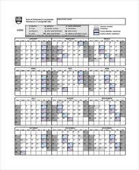 Absentee Calendar 2018 Absentee Calendar Printable Www Imagenesmi Com