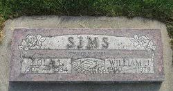 Lola Loraine Sims (1907-1994) - Find A Grave Memorial