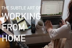 work from home office. Work From Home Office