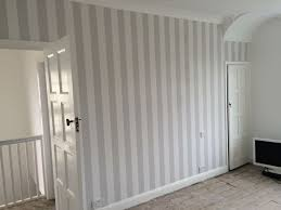 Delightful Gray And White Striped Wallpaper Best 25 Grey Striped Wallpaper Ideas On  Pinterest Striped Country Style