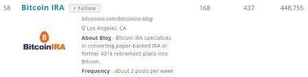 Here are some reviews from our clients who have invested in bitcoin with broad financial's checkbook ira llc: Bitcoinira Review