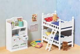 Calico Critters   Childrenu0027s Bedroom With Bunk Beds Has Been Reviewed 13  Times With An Average Rating Of 4.23