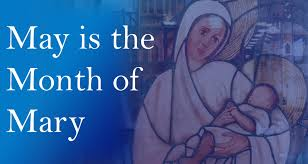 Rosary Relay – May is the Month of Mary | St. Mary's College