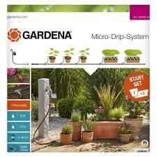 Системы капельного полива для сада и огорода <b>GARDENA</b> ...