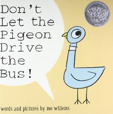 don t let the pigeon drive the bus mo willems 8601416094786 amazon books