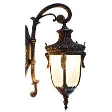 antique outdoor lighting lilianduval pertaining to wall lights for outside lamps inspirations 18