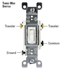 replacing three way switches how to install a switch or three way switch enlarge image