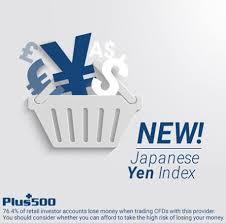 Plus500 Introduce Japanese Yen Jpy Index Cryptimi