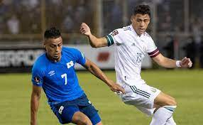 Mexico suffered but beat El Salvador ...