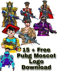 Make a free logo in 5 min. 15 Pubg Mascot Logo Free Download Mascot Logo For Pubg Without Name